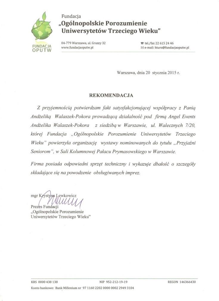 FundacjaOPUTW