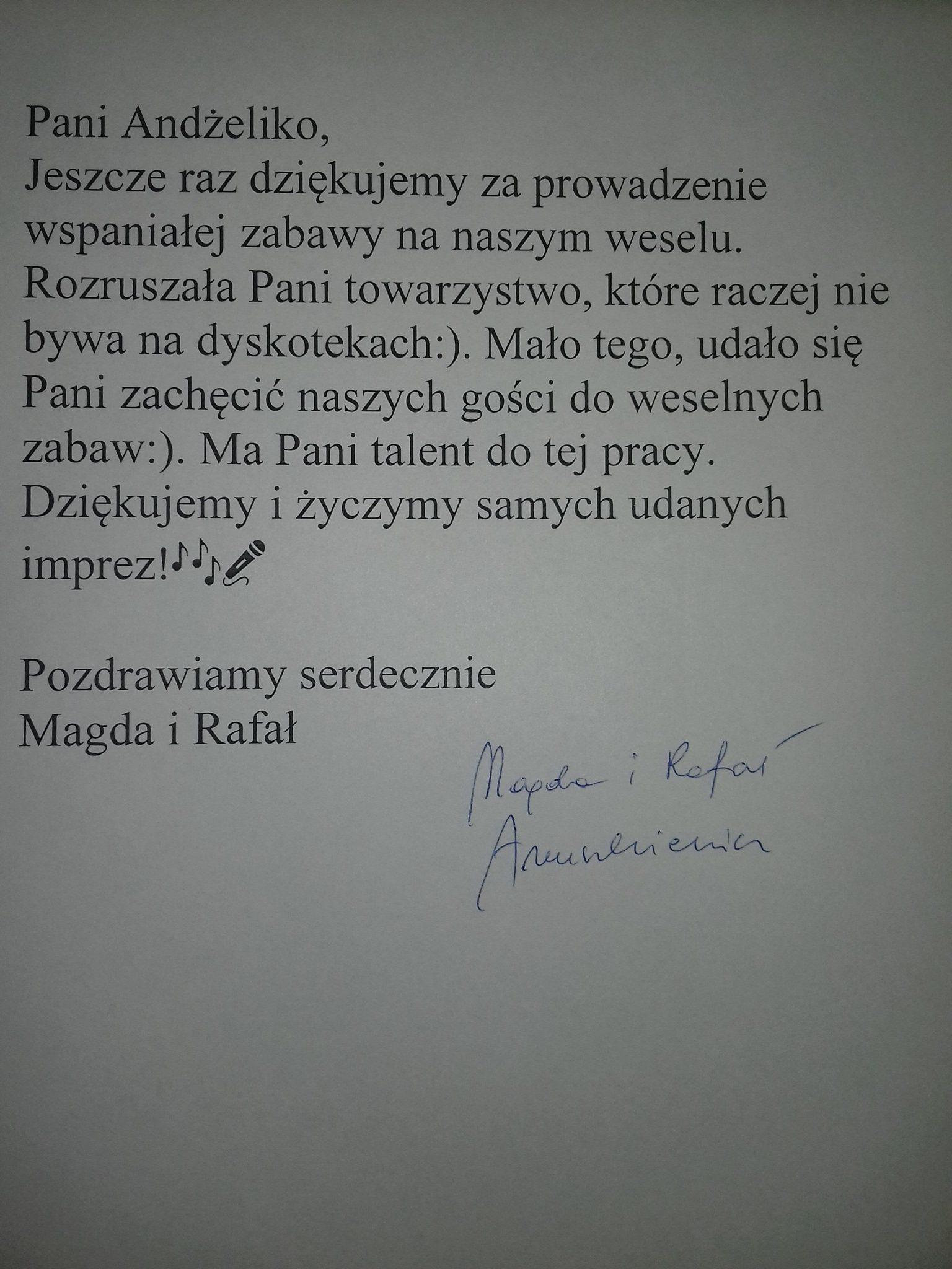 Referencje_wesele_Magda_i_Rafal