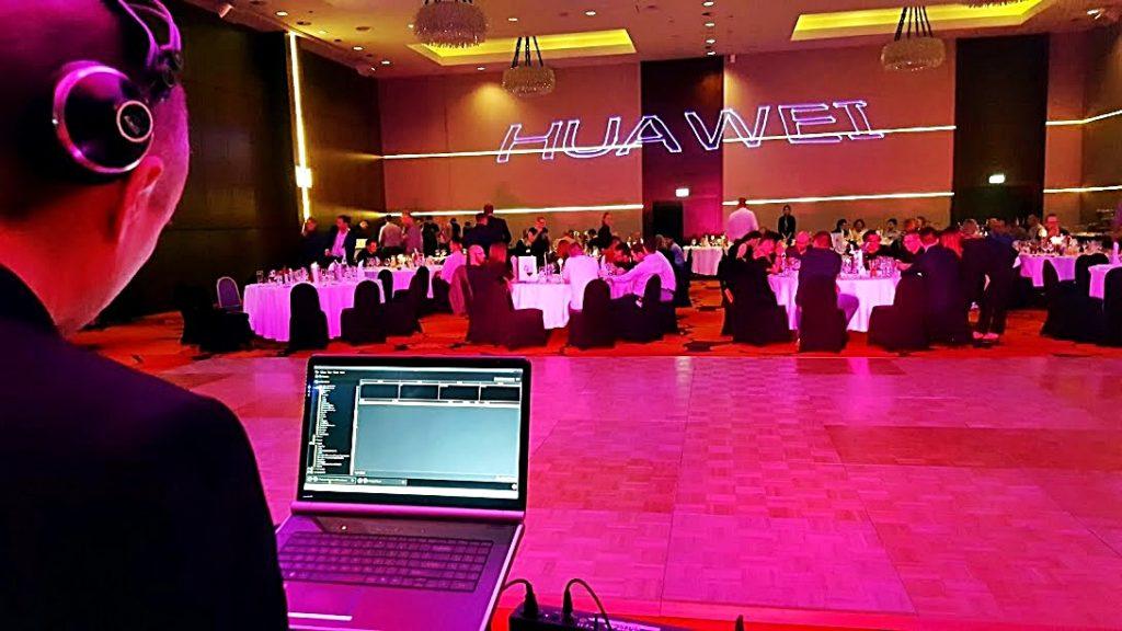 Impreza firmowa Huawei