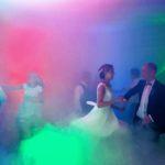 Cięzki Dym, pierwszy taniec